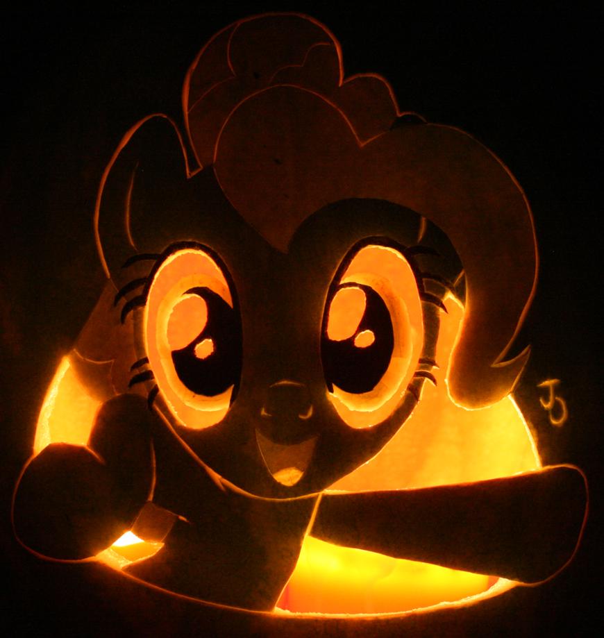 Pinkie Pie Pumpkin Stencil Pinkie Pie'...