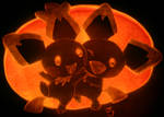 Double Pichu Watermelon Invasion! by johwee