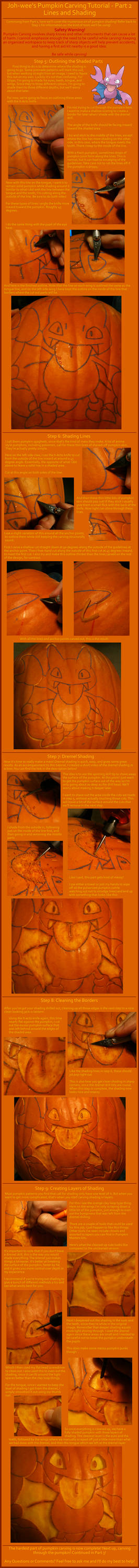 Pumpkin Carving Tutorial - Part 2