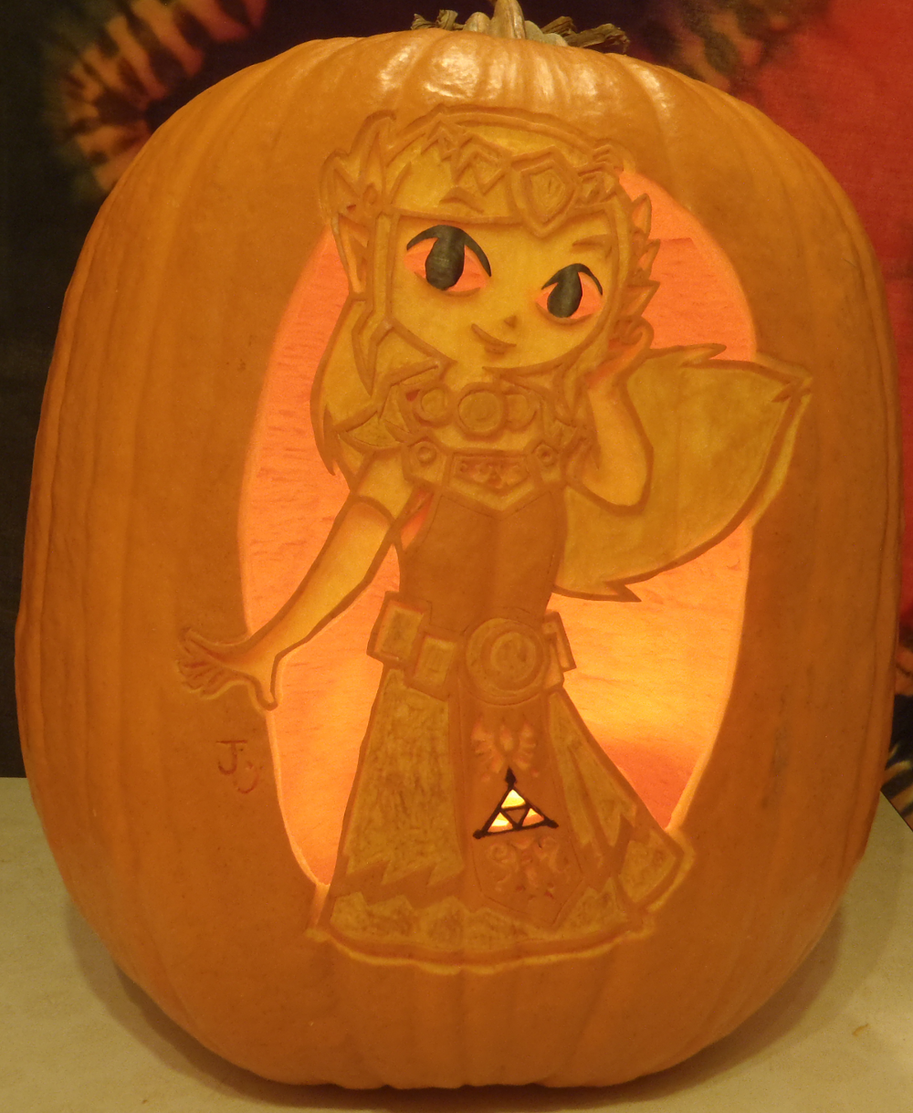 Princess Zelda Light Version