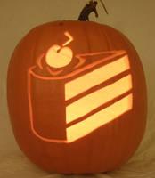 Cake Pumpkin Light by johwee