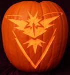 Team Instinct Pumpkin