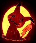 Wannabe Pikachu - Mimikyu