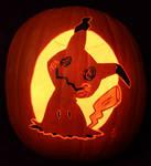 Mimikyu Pumpkin Light Version