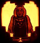 Be Good, My Child - Toriel Pumpkin