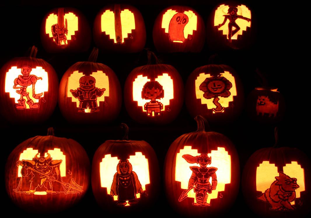 Pumpkin Madness - Undertale