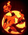 Alolan Marowak Pumpkin