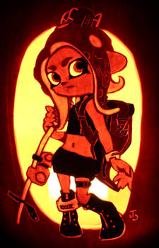 To The Promised Land - Agent 8 Pumpkin
