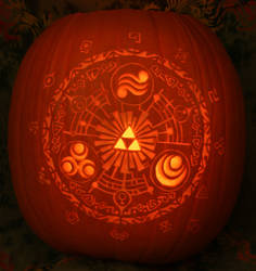 Gate of Time Pumpkin Light Version