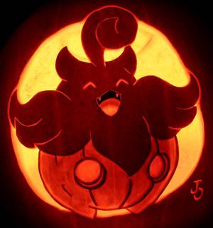 Halloween Pumpkaboo Pumpkin!