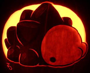 I Am Very Smol - Snom Pumpkin
