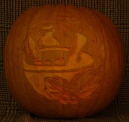 Alfyn's Emblem Pumpkin Light Version