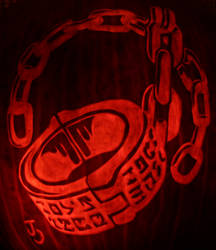 For Freedom - Therion Pumpkin