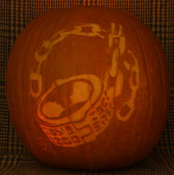 Therion's Emblem Pumpkin Light Version