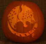 H'aanit's Emblem Pumpkin Light Version