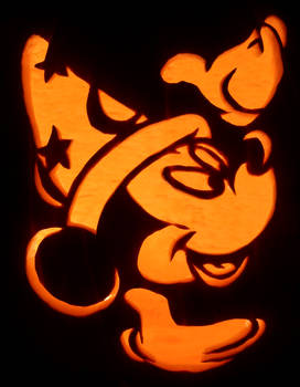 The Sorcerer's Apprentice - Mickey