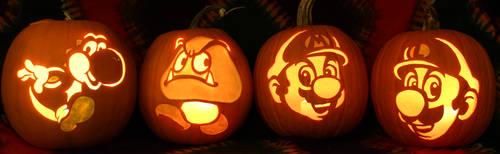 New Super Mario Group Light Version