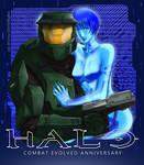 Halo: CEA - Chief and Cortana