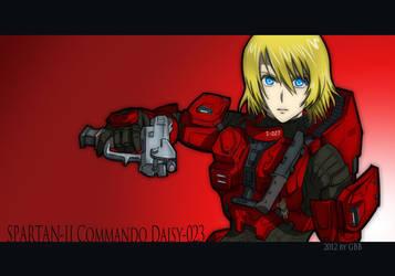 SPARTAN-II Commando Daisy-023