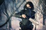 Winter Soldier Cosplay