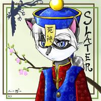 Slater the Jiang Shi by SonicRose