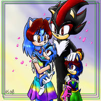 Shadow's Family by SonicRose