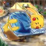 Oyasumi Boku no Pikachu by SonicRose