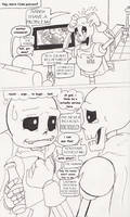 I Caught the Human?! Page 6 Redux by SonicRose
