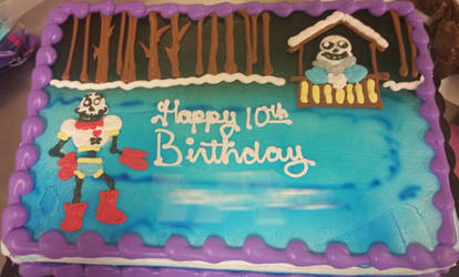 Skelebro Birthday