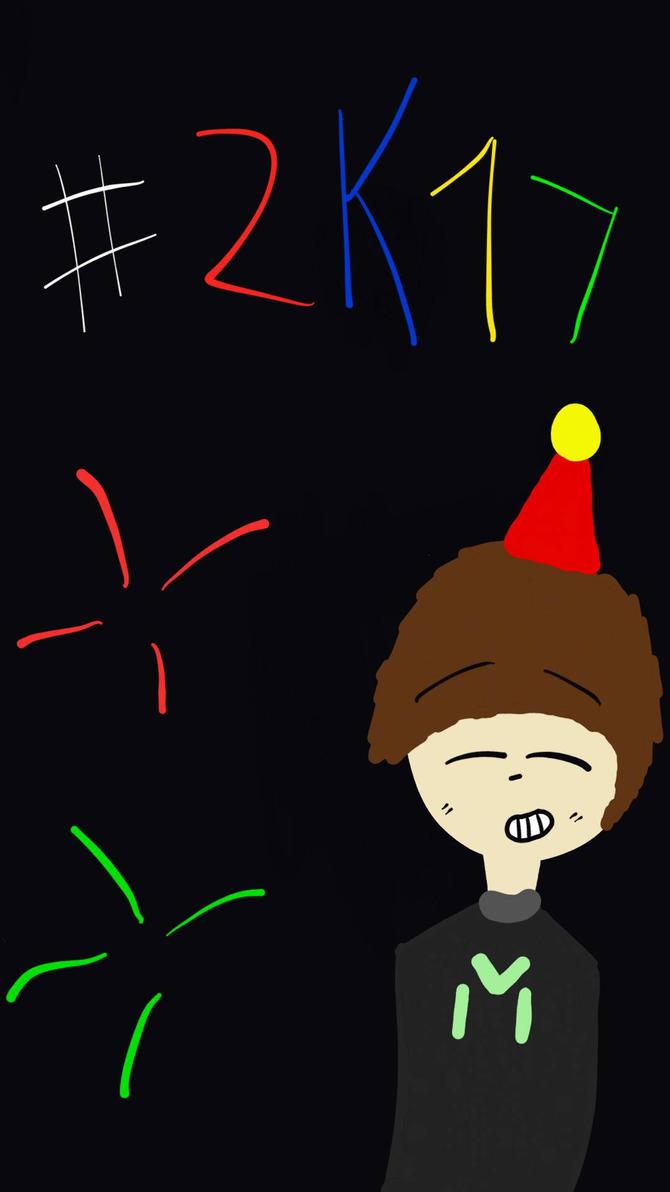 HAPPY NEW YEAR by MemoMinski