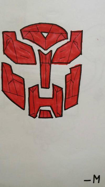 Autobots Logo by MemoMinski