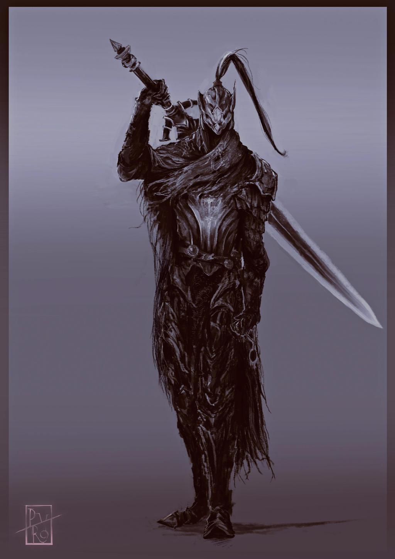 artorias_of_the_abyss__dark_souls_fanart