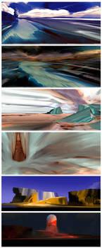 Colorful Thumbnails