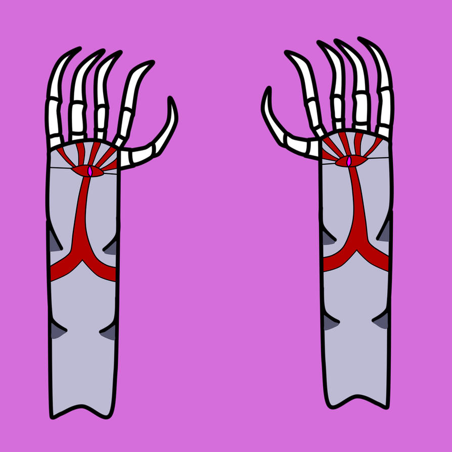 Boneclaw by cyyumul