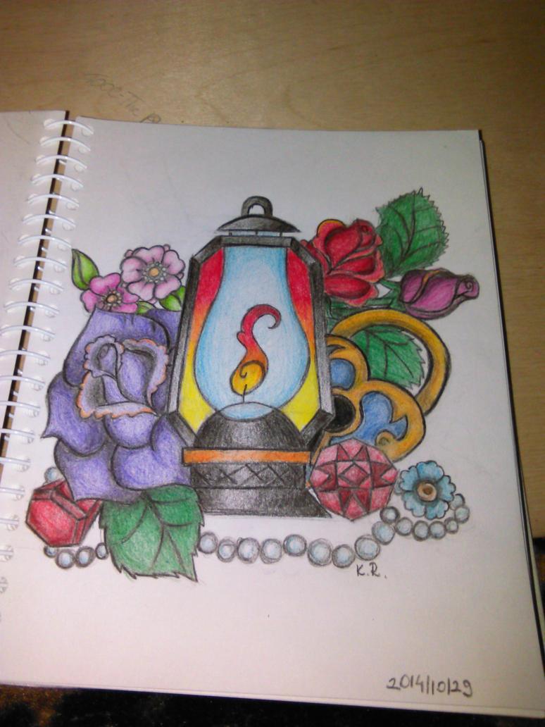 Lantern by WildKitty133