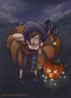 Trick or treat by Kalmia