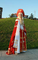 Caterina Sforza Cosplay II by Kalmia