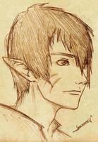 Tales sketch by Kalmia