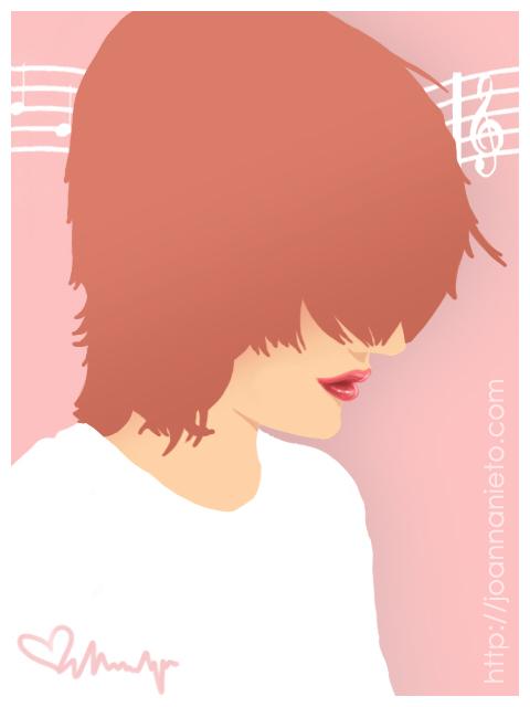 Just me by Kalmia