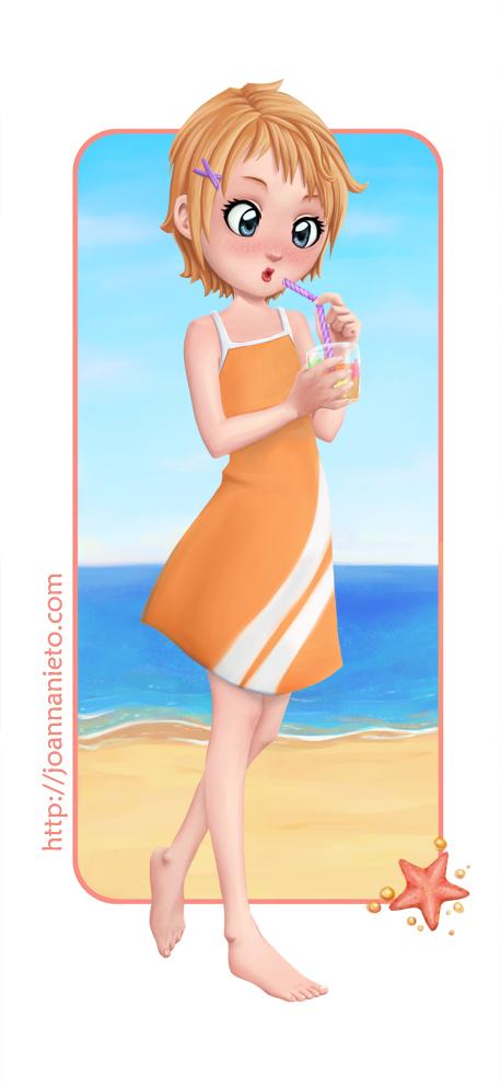 Summer by Kalmia