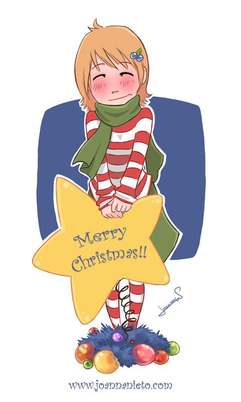 Merry Christmas by Kalmia