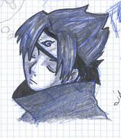 Sasuke-kun by Kalmia