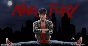 Kung  Fury by mmasamun3