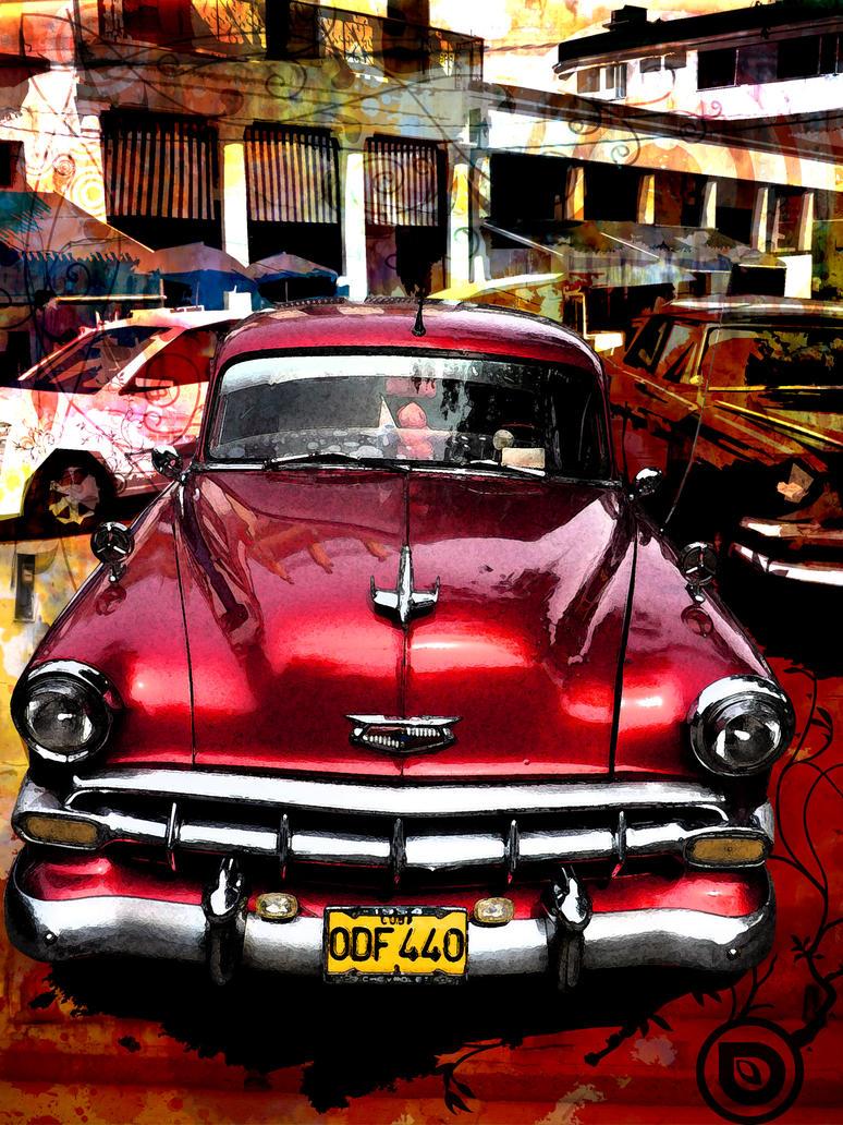 Chevrolet by LITTLEW00DENB0Y
