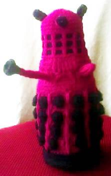 Hot Pink Dalek