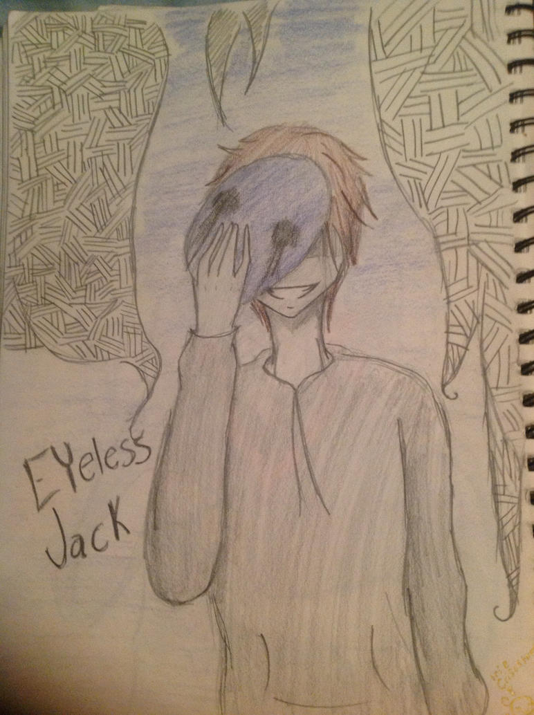 Eyeless Jack by Jennifer0012
