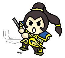 League of Legends Xin Zhao by sakashiiii