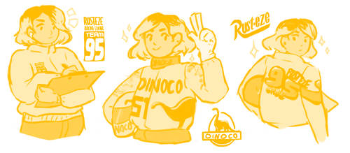 cruz outfits by teenagegengar