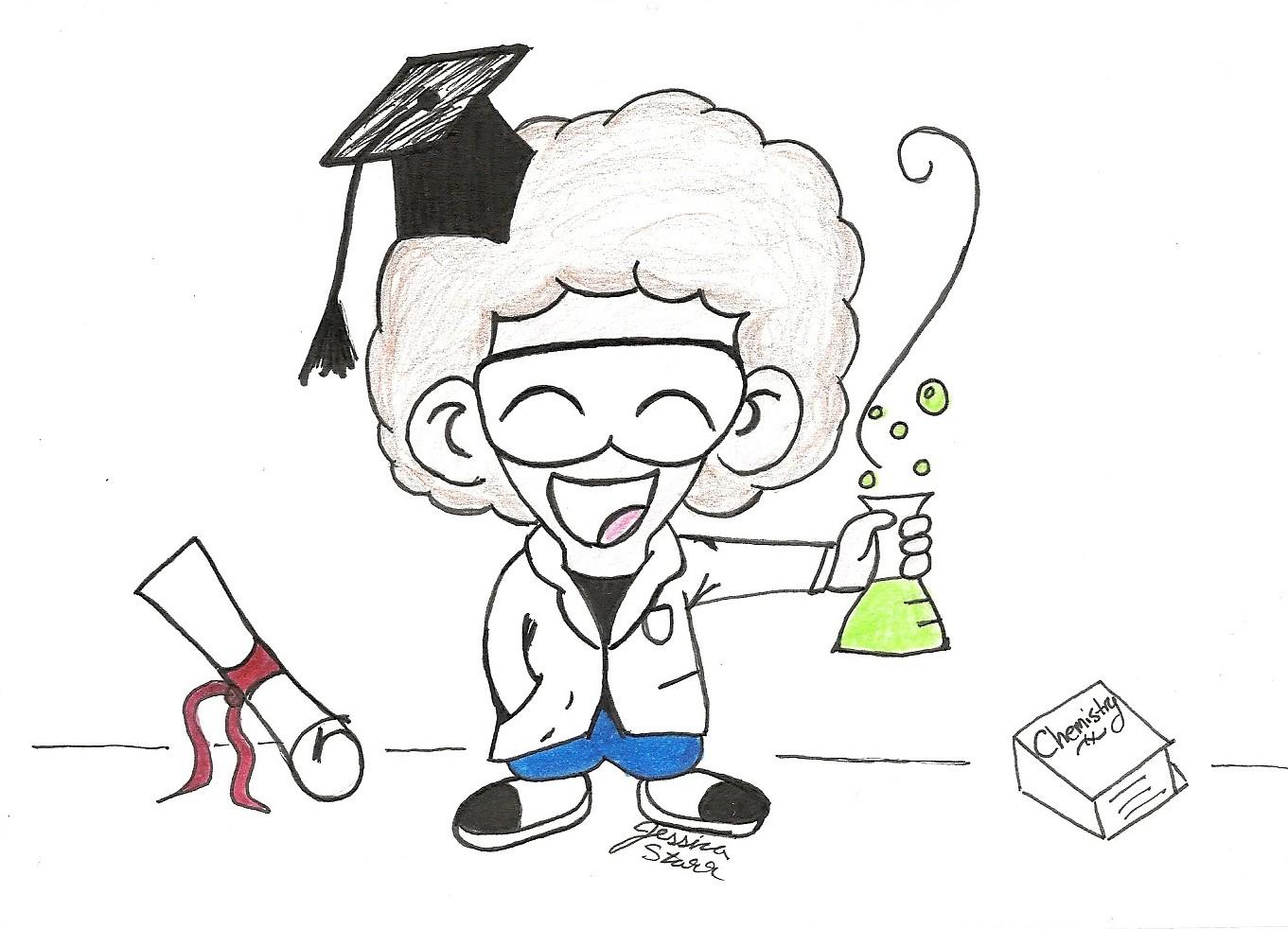 Cartoon Chemist by anime-realm