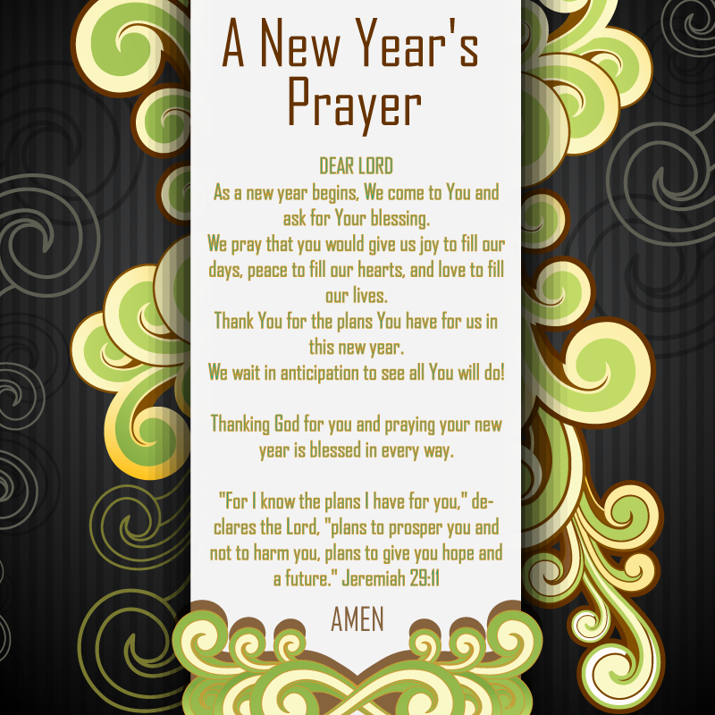 A New Year's Prayer by GodwinAP on DeviantArt